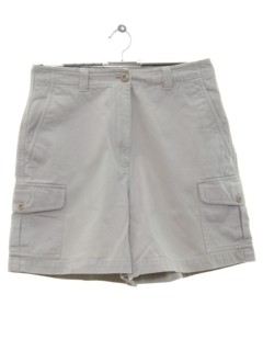 1990's Womens Wicked 90s Cargo Shorts
