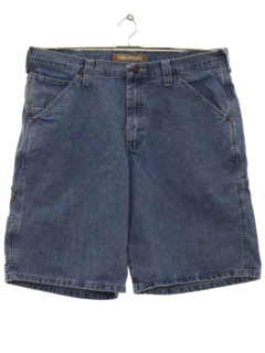 1990's Mens Wicked 90s Denim Cargo Shorts