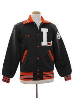 1980's Unisex Baseball Jacket