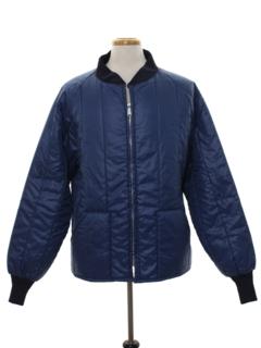 1980's Mens Ski Style Jacket