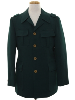 1960's Mens Uniform Jacket