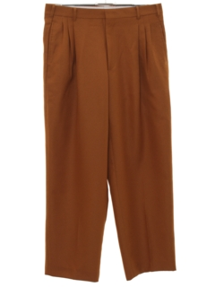 1980's Mens Totally 80s Slacks Pants