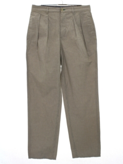 1980's Mens Golf Style Slacks Pants
