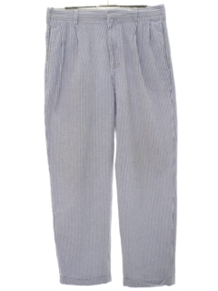 1980's Mens Golf Style Pants