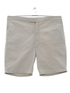 1950's Mens Saturday Style Shorts