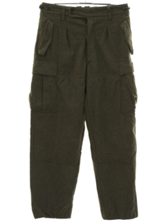 1950's Mens Uniform Pants