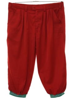 1990's Mens Golf Knickers Pants