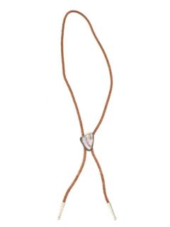 1970's Mens Accessories --Bolo Necktie
