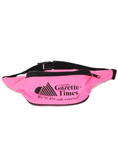 1980's Unisex Accessories --Totally 80s Fanny Pack
