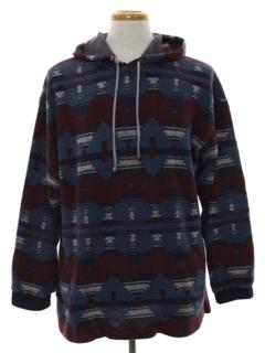 1990's Mens Wicked 90s Sweatshirt Jacket