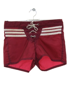1960's Mens/Boys Mod Swim Shorts