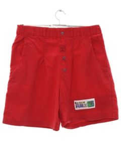 1990's Womens Wicked 90s Baggy Shorts