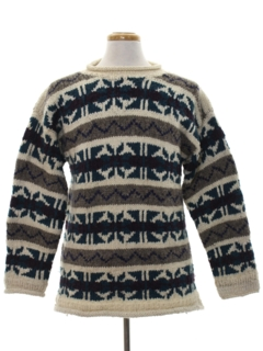 1990's Mens Wool Sweater
