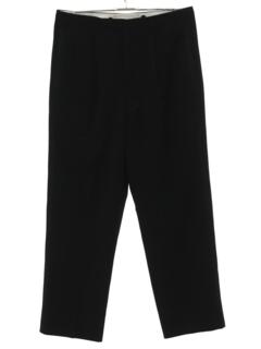 1950's Mens Tuxedo Pants