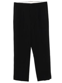 1960's Mens Tuxedo Pants