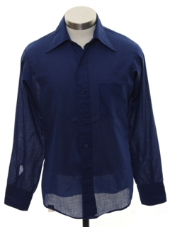 1970's Mens/Boys Shirt