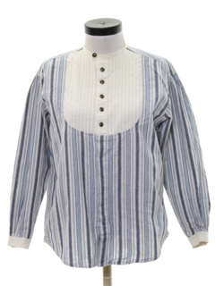 1920's Womens Reproduction Western Shirt