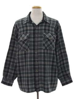 1990's Mens Flannel Shirt