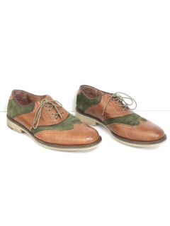1990's Mens Accessories - Wingtip Shoes
