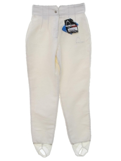 1980's Womens Totally 80s Ski Pants