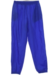 1990's Womens Baggy Track Pants