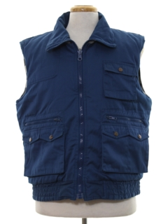 1980's Mens Totally 80s Reversible Vest