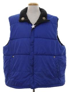 1990's Mens Ski Vest Jacket