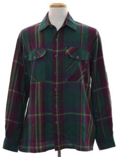 1990's Mens Flannel Shirt