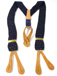 1960's Mens Accessories - Suspenders