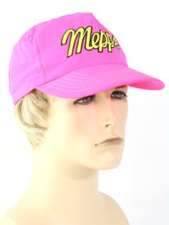 1980's Mens Accessories - Trucker Baseball Hat