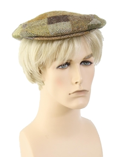 1980's Mens Accessories - Cap Hat