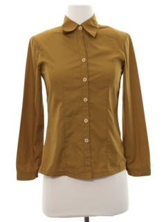 1970's Womens/Girls Mod Shirt