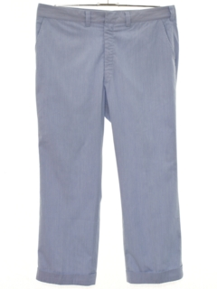 1970's Mens Golf Slacks Pants