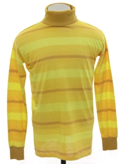 1970's Unisex Turtleneck Shirt