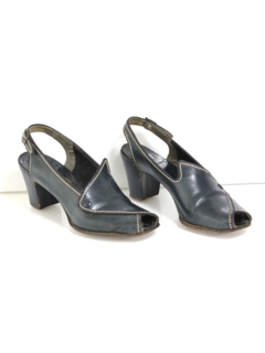 1930's Womens Accessories - Heels Shoes