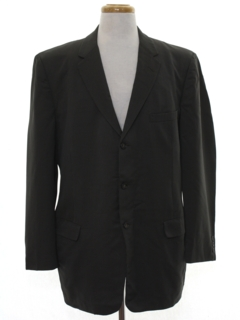 1950's Mens Wool Blazer Sport Coat Jacket