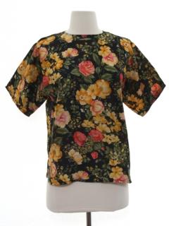 1980's Womens Shirt