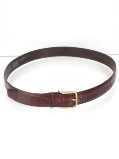 1980's Mens Accessories - Belt