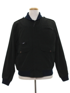 1980's Mens Zip Jacket