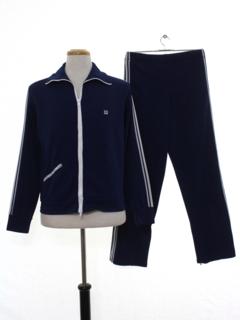 1970's Mens Track Suit