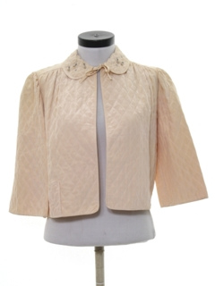 1940's Womens Bed-Jacket