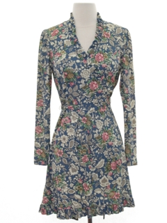 1960's Womens Mini Dress