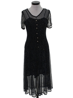 1990's Womens Wicked 90s Dress