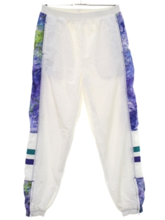 1980's Womens Totally 80s Track Pants