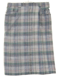 1980's Womens/Girls Skirt