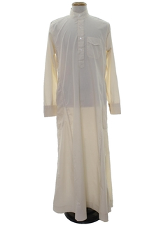 1970's Mens Caftan Robe