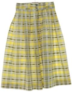 1950's Womens Fab 50s Skirt