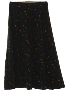 1990's Womens Wicked 90s Skirt