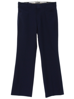 1960's Mens Flared Western Style Leisure Pants