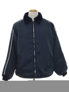 1980's Mens Racing Style Jacket